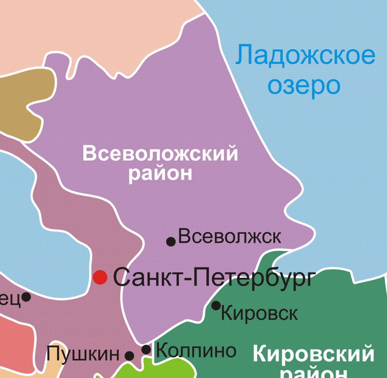 загородная недвижимость, загородные дома во Всеволожском районе