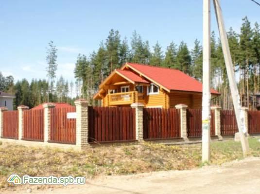 Коттеджный поселок  Княжеская Долина, Гатчинский район.