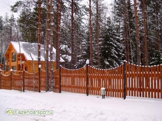 Коттеджный поселок  Озерный Кот, Приозерский район.