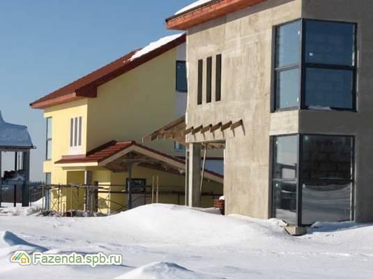 Коттеджный поселок  Сторожевая Гора, Всеволожский район. Актуальное фото.