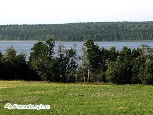 Коттеджный поселок  Лосось и Окунь, Приозерский район.