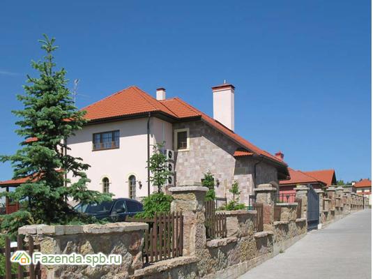 Коттеджный поселок  Репинская усадьба, Выборгский район.