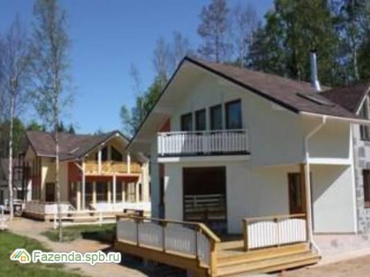 Коттеджный поселок  Гранит, Всеволожский район.