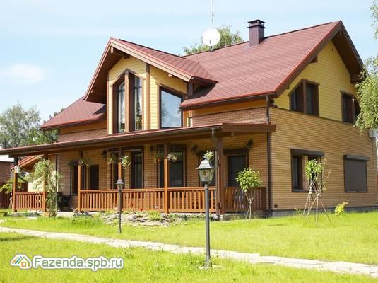 Коттеджный поселок  Охтинская Долина, Всеволожский район.