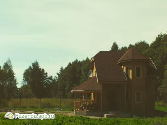 Коттеджный поселок  Видная Горка, Выборгский район.