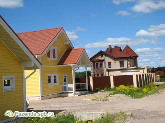 Коттеджный поселок  Галактика, Выборгский район.