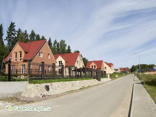 Коттеджный поселок  Киссолово, Всеволожский район. Актуальное фото.