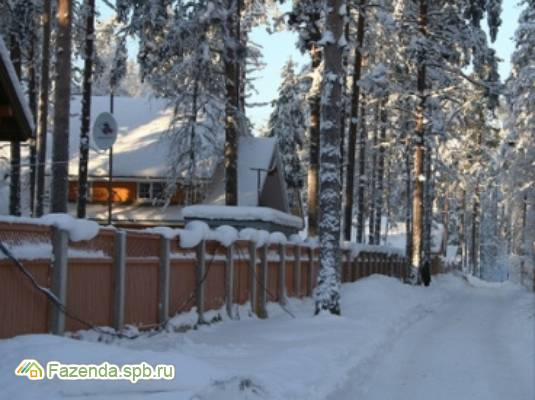 Коттеджный поселок  Белое Озеро, Приозерский район.
