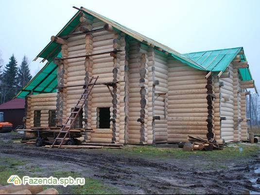 Коттеджный поселок  Богемия, Кингисеппский район.