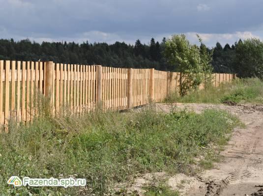 Коттеджный поселок  Живой Ручей, Кировский район.