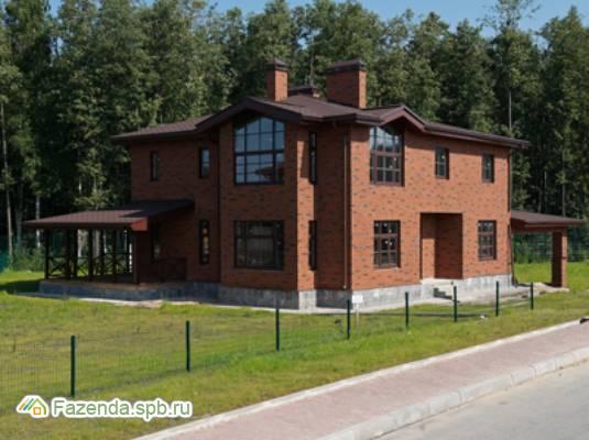 Коттеджный поселок  Жемчужина Разлива, Выборгский район.