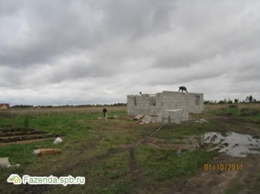 Коттеджный поселок  Иголинка, Тосненский район.