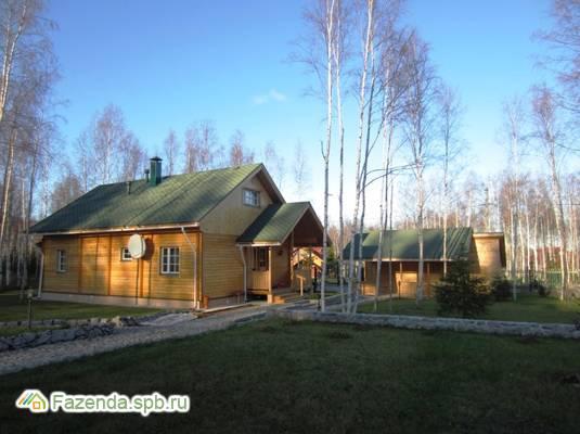 Коттеджный поселок  Зареченское, Приозерский район.