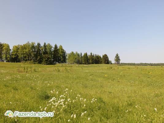 Коттеджный поселок  Луговое, Ломоносовский район.