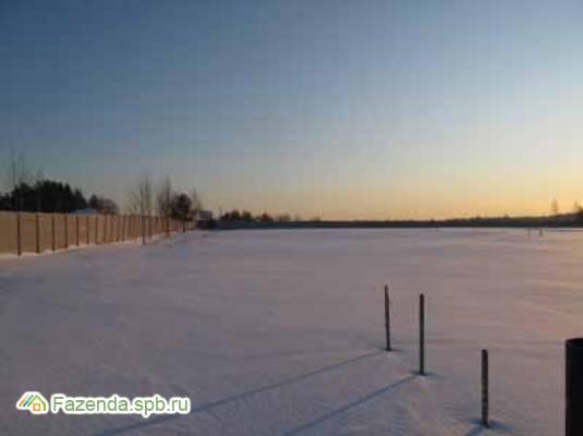 Коттеджный поселок  Ахматово, Выборгский район.