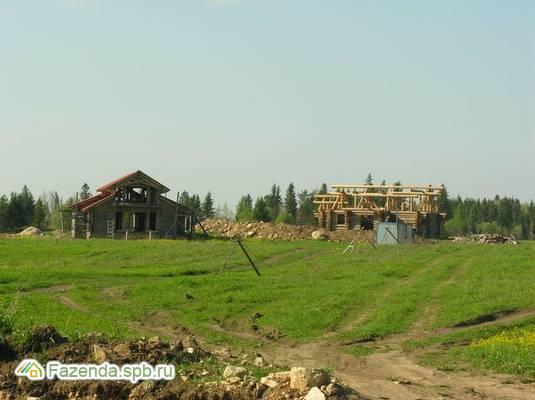 Коттеджный поселок  Усадьба Донцо, Волосовский район.