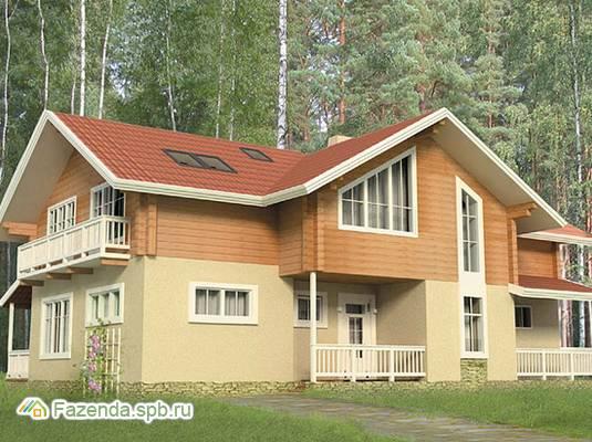 Коттеджный поселок  Академические Дачи, Курортный район СПб.