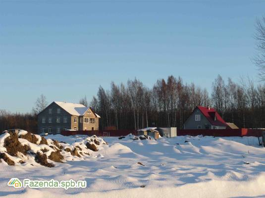 Коттеджный поселок  Форпост, Ломоносовский район.