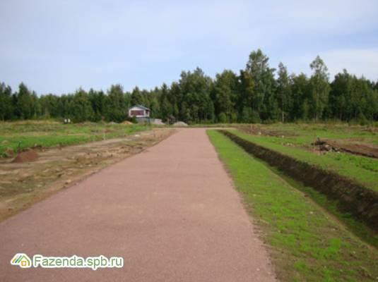 Коттеджный поселок  Золотая Роща, Выборгский район.
