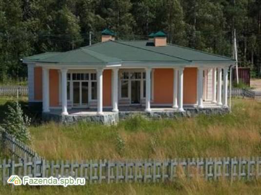 Коттеджный поселок  Новый Мир, Выборгский район.