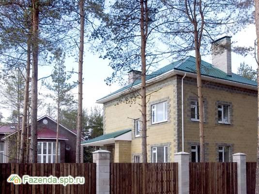 Коттеджный поселок  Отрадный Берег, Кировский район.
