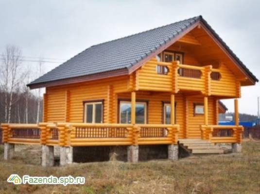 Коттеджный поселок  Подгорное, Выборгский район.