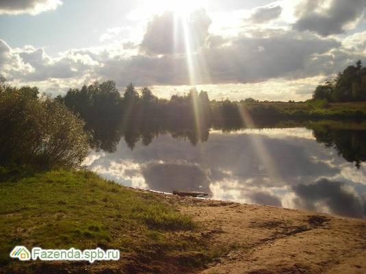 Коттеджный поселок  Городок на Ладоге, Волховский район.