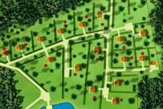 Коттеджный поселок Озерный Кот от компании Русфинстрой