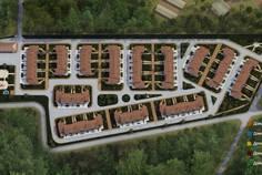 Рядом с Вилла Премиум расположен Коттеджный поселок  Ollila