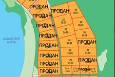 Коттеджный поселок Ладожский Простор от компании Ладожский простор