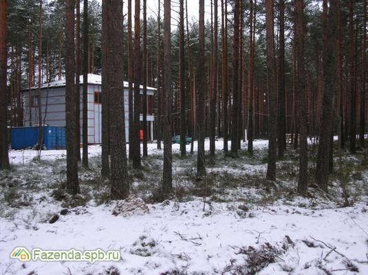 Коттеджный поселок  Белый Остров, Курортный район СПб.