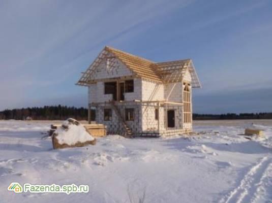 Коттеджный поселок  Усадьба Волковицы, Ломоносовский район.