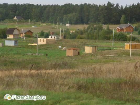 Коттеджный поселок  Пять озер, Лужский район.