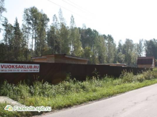 Коттеджный поселок  Вуокса Клуб, Приозерский район.