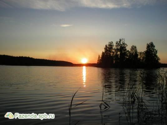 Коттеджный поселок  Финский Хутор, Приозерский район.