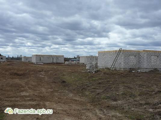 Коттеджный поселок  Старая Ладога, Волховский район.