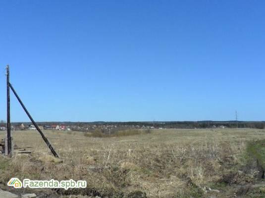 Коттеджный поселок  Холмистый, Всеволожский район. Актуальное фото.