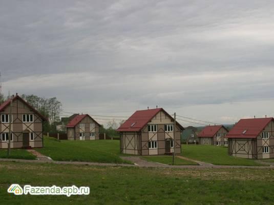 Коттеджный поселок  Сиреневая Даль, Выборгский район.