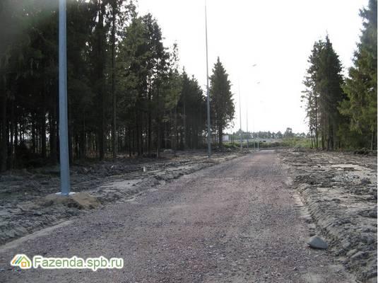 Коттеджный поселок  Тихий Остров, Кировский район.