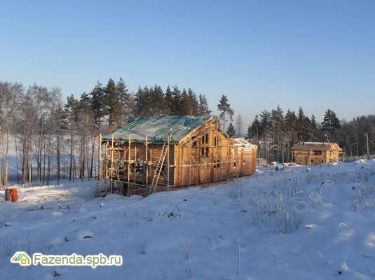 Коттеджный поселок  Колокольцево, Приозерский район.
