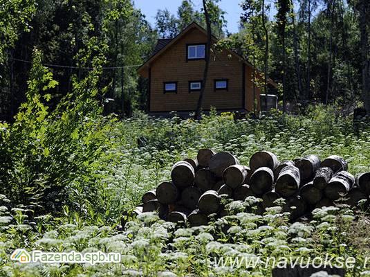 Коттеджный поселок  Вуокса Вирта, Приозерский район.