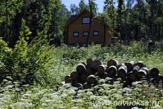 Рядом с Vuoksa Ecoland расположен Коттеджный поселок  Вуокса Вирта