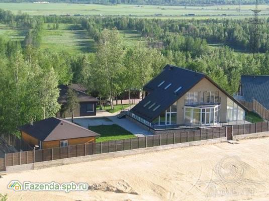 Коттеджный поселок  Юкковский Парк, Всеволожский район.