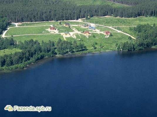 Коттеджный поселок  Озеро Комсомольское, Приозерский район.