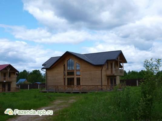 Коттеджный поселок  Ромашки, Приозерский район. Актуальное фото.