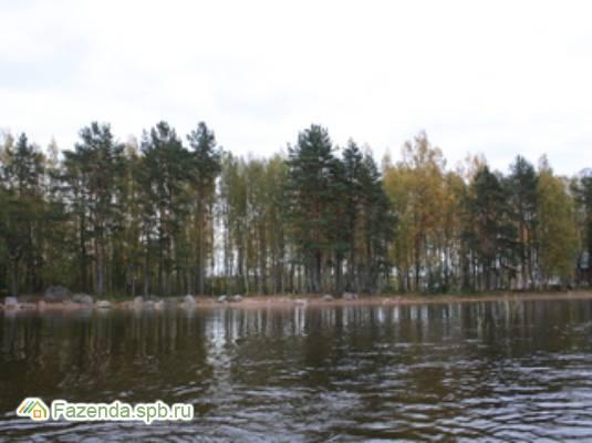 Коттеджный поселок  Приозерное, Приозерский район.