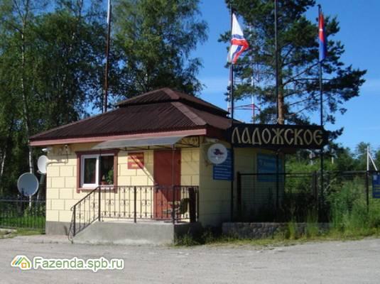 Коттеджный поселок  Ладожское, Приозерский район.