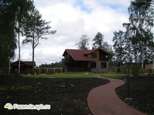 Коттеджный поселок  Vuoksa Holiday Park, Приозерский район.