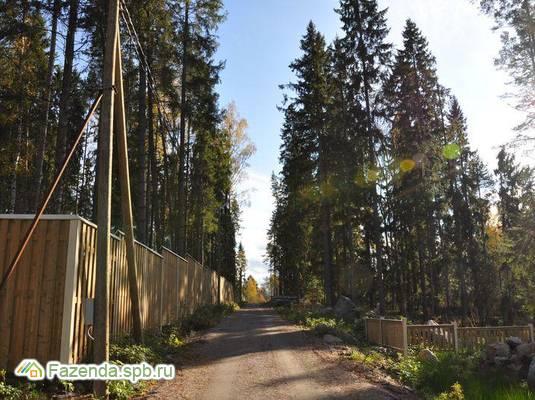 Коттеджный поселок  Надозерье, Приозерский район.
