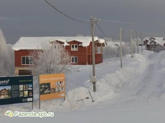 Коттеджный поселок  Охтинское Раздолье, Всеволожский район.